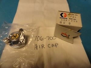 Graco 106 700 Oem 1 Type O Nozzle Air Cap Original Replacement Part 106700