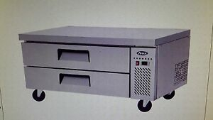 Atosa Mgf8451 52 Refrigerated Equipment Stand Base