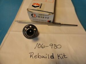 Graco 106 930 Oem Rebuild Kit Original Replacement Part 106930