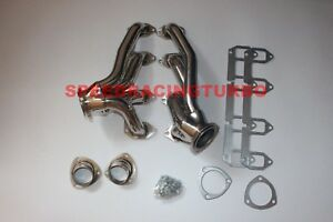 Header Exhaust Manifold For 330 360 390 Ford Big Block Fe Stainless Steel 304