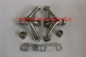 Exhaust Headers For Dodge Plymouth Small Block 273 360 5 2 5 6 For Shorty Steel