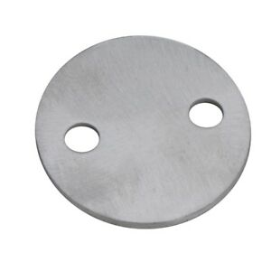 Speedway Motors Ford Holley 94 Aluminum 5 Degree Primary Carb Throttle Plate
