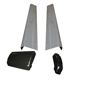 3 Door Chevy Silverado 99 00 Rocker Panels And Cab Corners Fast Shipping
