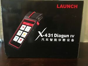 Launch X431 Diagun Iv Full System Auto Diagnostic Tool Code Reader Scanner Tool