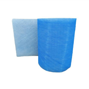 Msfilter Paint Spray Booth 300 Ft Exhaust Filter Rolls 18 Gram 1 Roll bag