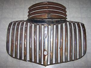 1941 1942 1946 Chevy Pickup Truck Original Grill Chevrolet Gmc 41 42 46 Grille