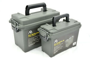 Us Ammunition Box Transport Box Tool Chest Transport Box Box Plastic