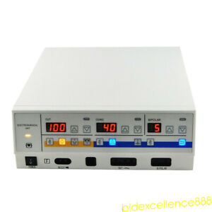 Leep High Frequency Electrosurgical Unit Diathermy Cautery Machine Cosmetology