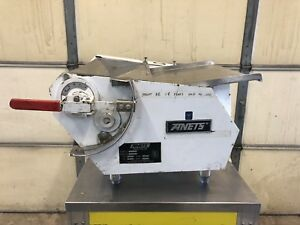 Used Anets Sdr 4 Single Pass Dough Roller Sheeter Anet s