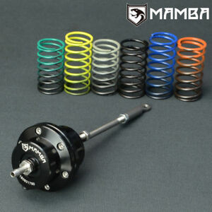 Mamba Adjustable Turbo Wastegate Actuator For 2015 Ford Mustang 2 3l Ecoboost
