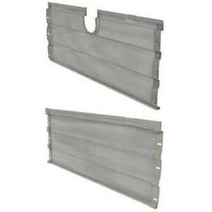 Left And Right Grill Screen Set For Ford Tractor 1920 Before 1995