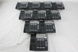 Lot Of 10 Allworx 9204 Voip Display Office Phones