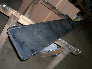 1959 1960 Chevy Impala Nos Fin Panel And Bumper Filler