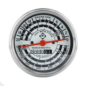 New Tachometer Fits Allis Chalmers D14 D15 D17