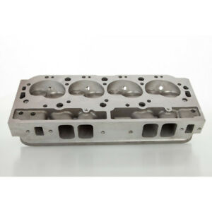 Flo tek Engine Bare Cylinder Head 306 500 320cc Aluminum 133cc For Chevy Bbc