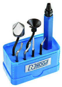 Noga Sp1007 Set 007 Deburring Tool
