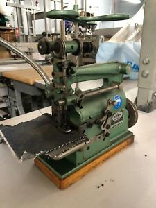 Merrow 15 ca 1 Blanket Stitch Sewing Machine Complete Free Shipping