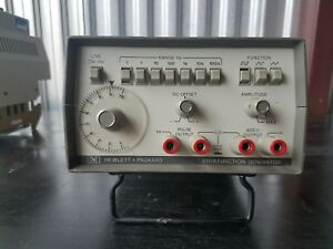 Hp 3311a Function Generator