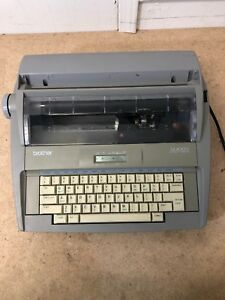 Brother Sx 4000 Electronic Typewriter