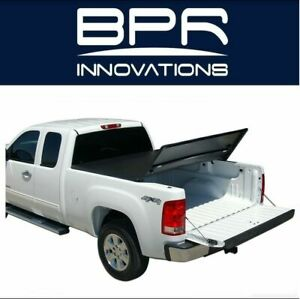 Tonno For 1997 2013 Ford F 150 6 5 Bed Pro Tri fold Tonneau Cover 42 307