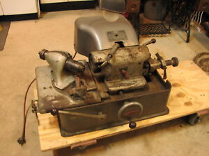 Sioux Valve And Rocker Arm Refacing Machine Model 645