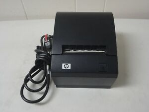 Hp A799 c40w hn00 Pos Thermal Receipt Printer 490564 002 490999 002 W Pwr Cable