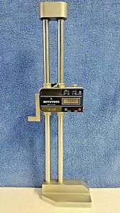 Mitutoyo Digimatic 192 605 Height Gauge