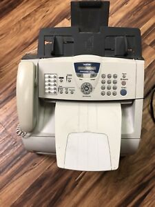 Brother Intellifax 2820 Plain Paper Laser Printer Fax copier And Phone
