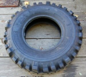 New Interco Super Swamper Tsl Tire 32 X 9 50 15 Bias Ply Blackwall