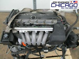Volvo 850 S70 Jdm B5252s Engine And Automatic Transmission