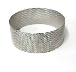 Retsch 1 0mm Stainless Steel Ring Sieve