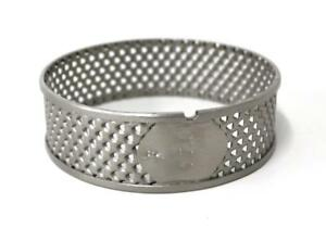 Retsch 2 0mm Stainless Steel Reinforced Ring Sieve