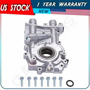 Oil Pump For Subaru Wrx Sti 12mm 2 2l 2 5l Ej20t Ej25t Ej22e Impreza Forester