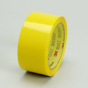 3m 373 yellow 48mmx50m Bx Seal Tape Package Qty 36