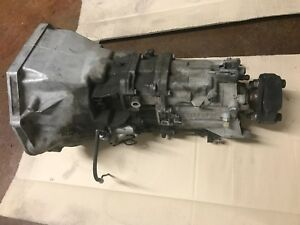 Bmw E39 M5 S62 6 speed Manual Transmission Gearbox Getrag 420g 2000 Used 2003