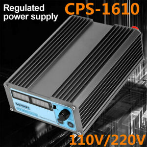 Dc16v 10a Adjustable Digital Switching Power Supply 110v 220v Ovp ocp With Plug