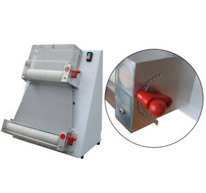 Carejoy Pizza Making Machine Automatic Electric Pizza Dough Roller sheeter Tools