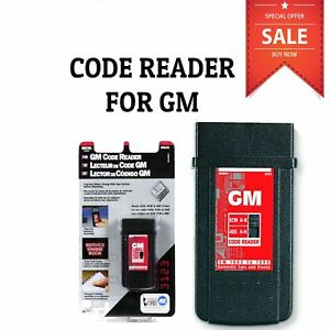 Digital Obd1 Code Reader Scanner Innova Electronics Gm Scan Tool Ecm Abs Codes
