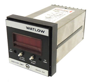 Watlow 840a 1600 Digital Temperature Controller 100 To 200c 149 To 392f