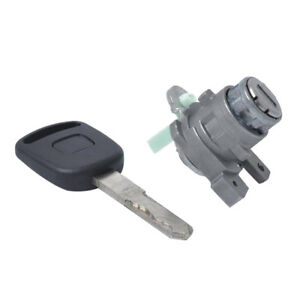 Car Left Driver Door Lock Cylinder With Key Fits For Honda Accord 2003 2007