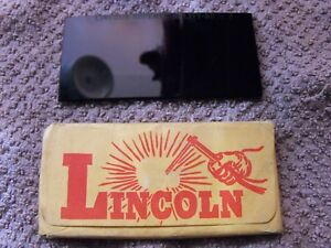 Lincoln Super Visibility 12 Filter Lens Welding
