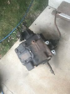 1975 Ford Truck 4 Speed Transmission