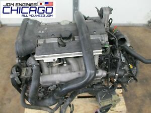 Volvo 2 3l Jdm Edm B5234t Engine And Automatic Transmission