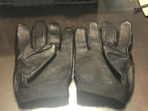 New Turtleskin Duty Police Gloves Cut Puncture Protection Extra Large xl