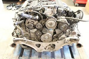 Porsche 996 Carrera 911 Complete Engine Motor 3 6 3 6l 60k M96 01 Ims Update Kit