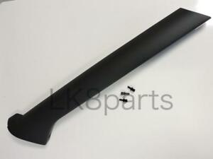 Land Rover Discovery 2 Ii 99 04 Front Left Lh Pillar Finisher Post Trim Genuine