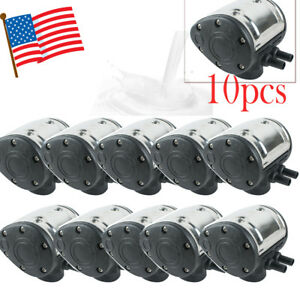 10 pcs L80 Pneumatic Pulsator Cow Milker Milking Machine Dairy Farm Easy Use Usa