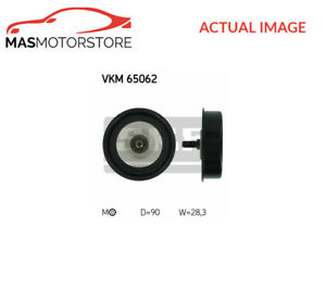 V ribbed Belt Tensioner Pulley Skf Vkm 65062 P New Oe Replacement