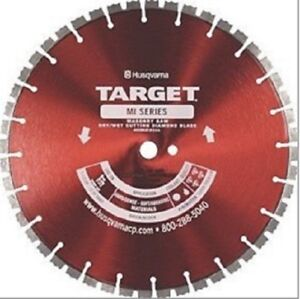 New Husqvarna 542774809 14 Mi5 Masonry Diamond Blade 14 X 125 X 1dp