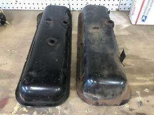 1970 72 Monte Carlo 396 454 Impala Caprice Vlave Covers With Dippers